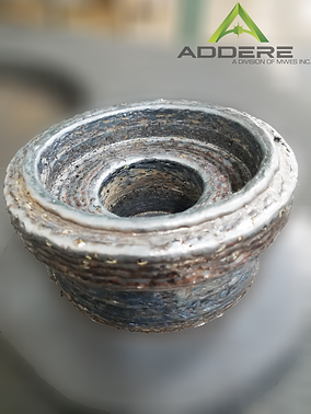 ADDere 3D printed Carbon Steel Part