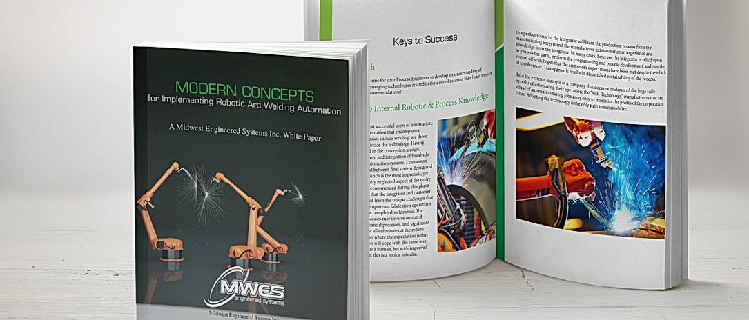 MWES Arc Welding White Paper