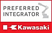 Kawasaki Industrial Robot preferred integrator
