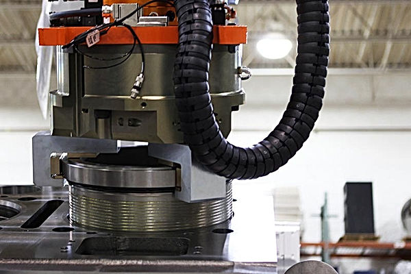 Engine Cylinder precision insert automat