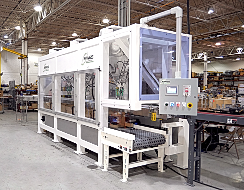 MWES Automated Packaging System