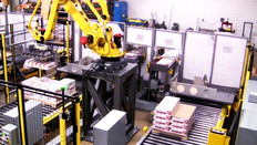 Solving a challenging palletizing operation with well-designed automation
