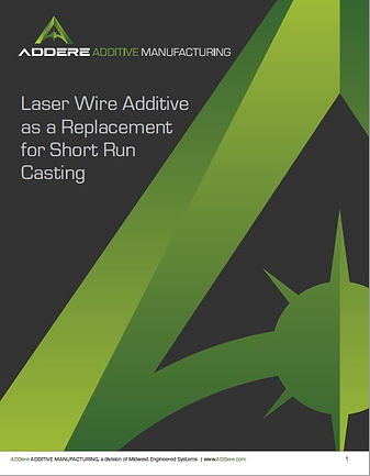 AM replacement Casting Whitepaper Cover.