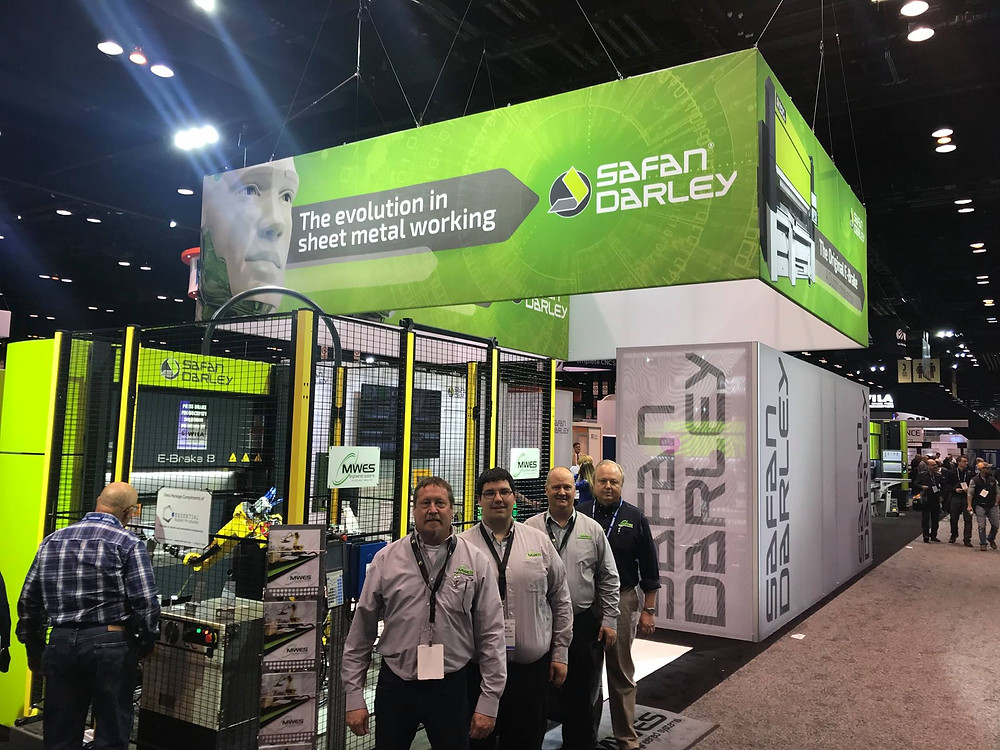 Midwest Engineered Systems FabTech 2017