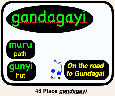 48 gandagayi GUNDAGAI