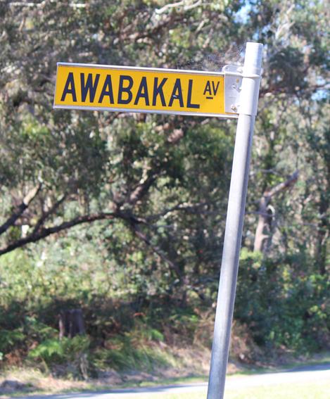 Awabakal Avenue