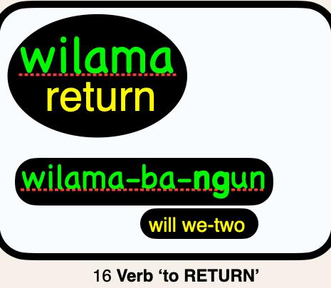 16 wiliam RETURN