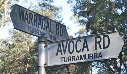 Warragal Road