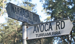 Warragal Road
