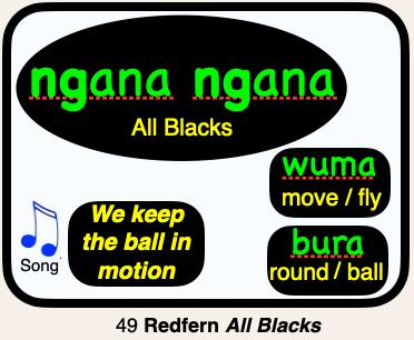 49 ngana ngana ALL BLACKS