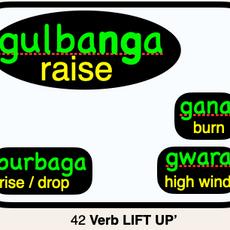 42 gulbanga LIFT UP