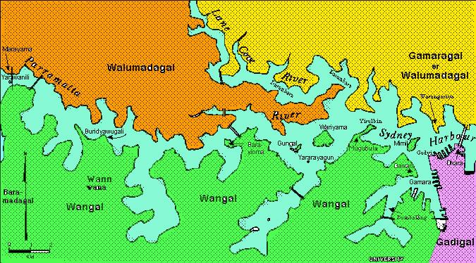 Sydney Harbour West