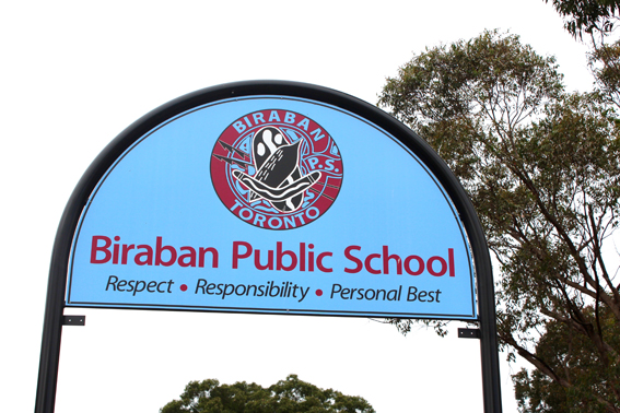 Biraban Public School