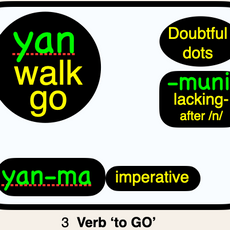 03 yan WALK GO
