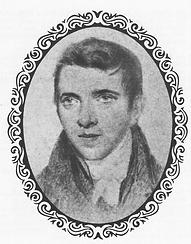 Portrait of Reverend Threlkeld