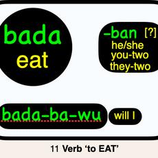 11 bada EAT