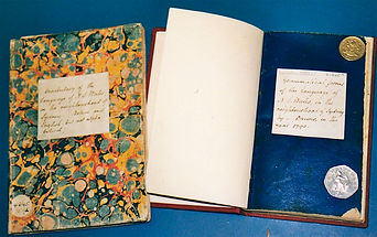 William Dawes notebooks