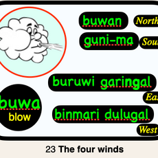 23 buwa BLO the four winds