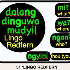 31 dalang dinguwa mudyil LINGO REDFERN