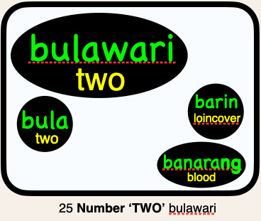 25 bulawari TWO