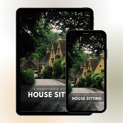 A Beginner's Guide to House Sitting eBook