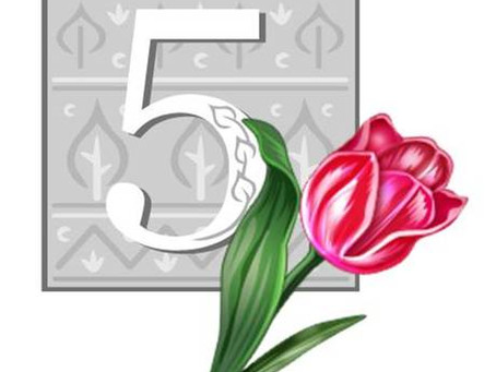 Eighth Letter…A new TULIP for 2010