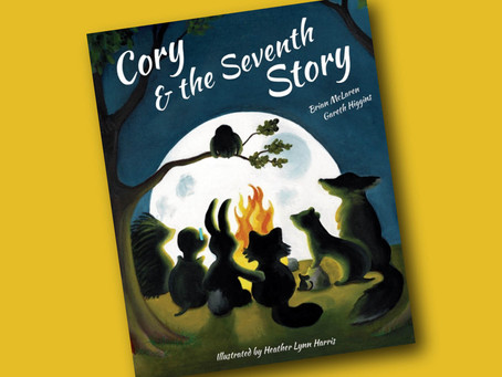 Cory and the Seventh Story – A Children's Book Worth Reading