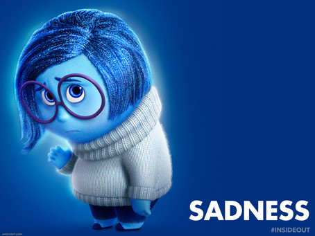 Inside Out:  In Praise of the Gift of Sadness