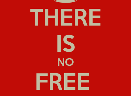 The Gifts of Christmas: #2 – Free! Can't be bought, only received!