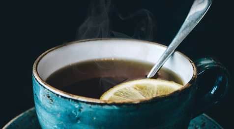 Tea and Jesus