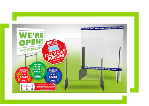 Covid-19 SignSupply