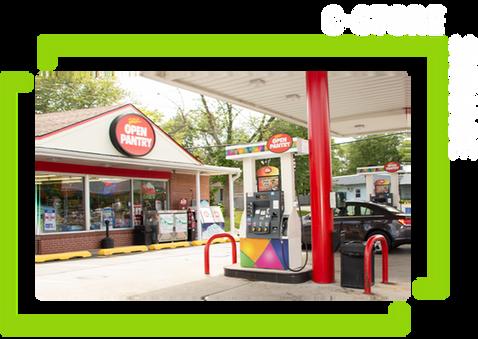 C-Store Signage