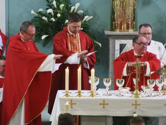 Ordination of Father Mark O'Donnell