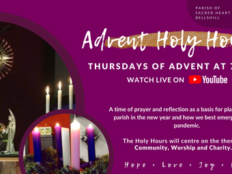 Advent Holy Hours