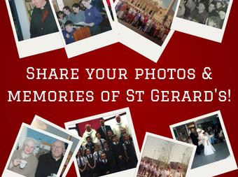 St Gerard's Golden Jubilee - Photo Appeal