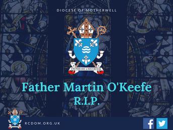 Father Martin O'Keefe RIP