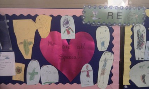 We are all special, St Timothy's Coatbridge
