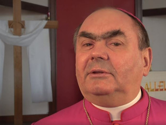 Bishop Toal's Easter Message