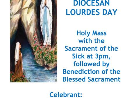 Lourdes Hospitalite Day