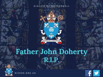 Father John Doherty RIP