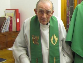 Fr Andy O'Sullivan CSSp RIP - Funeral Arrangements