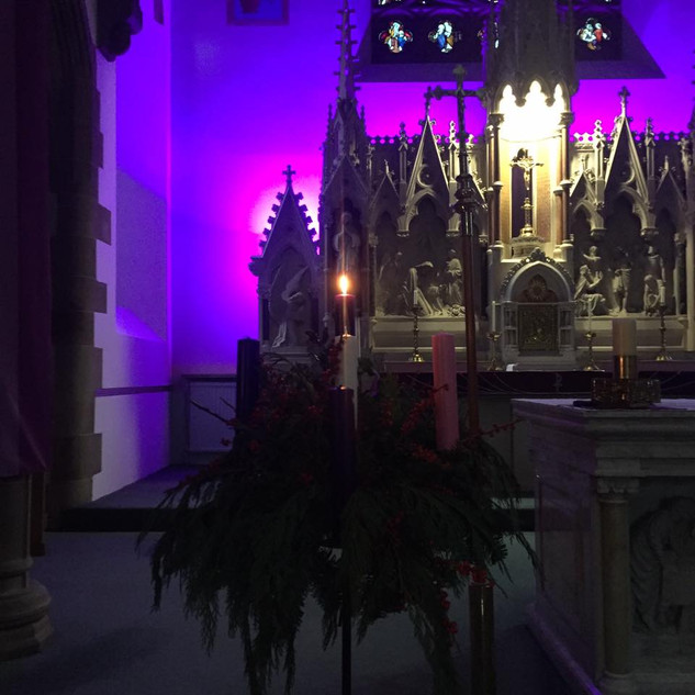 The Church at Advent