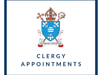 Clergy Retirements and Appointments