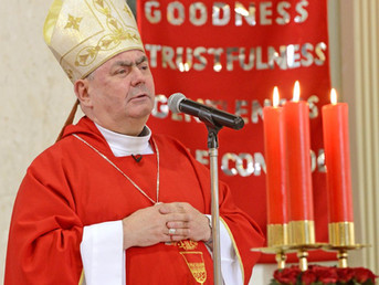 Bishop Toal invites faithful to pray for guidance of Holy Spirit ahead of Pentecost