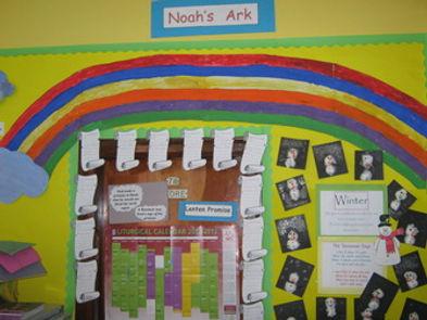 Noah's Ark, P1 St Monica's, Coatbridge