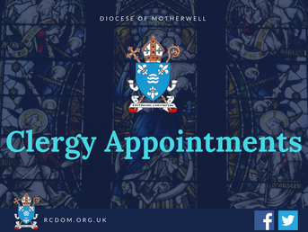 Clergy Appointments