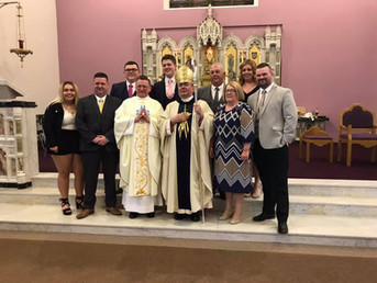 Ordination of Father Kevin Lawrie