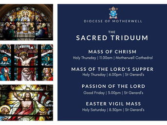 The Sacred Triduum