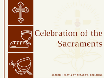 Celebration of the Sacraments