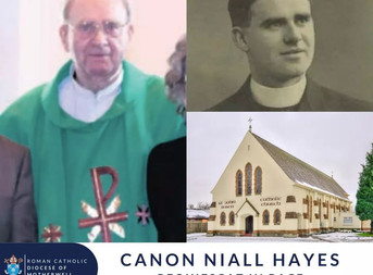 Requiem Mass for Canon Hayes